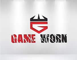 nº 315 pour GAME WORN - logo design par mstshiolyakhter1