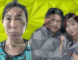 #28 for Graphic Design Customised Polygonal Art af affanfa