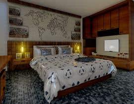 #15 untuk Design my room oleh SHUVOMOHANTO623