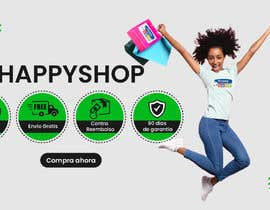 #103 cho Diseño banner para e commerce (shopify) bởi UdhayasuriyanS