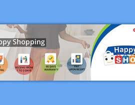 #105 cho Diseño banner para e commerce (shopify) bởi jafor03