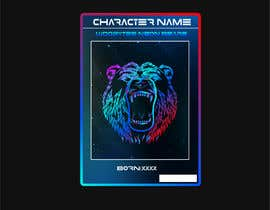 """#23 for Ludobytes """"Neon Bears"""" Collection by EslamEW1"""