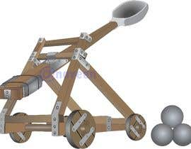 #23 para draw an image of a catapult de naveenkpathare