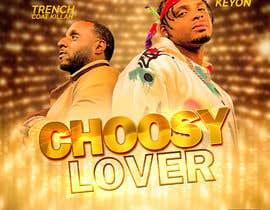 #58 cho Choosy Lover (Single Artwork Cover) bởi ShaGraphic