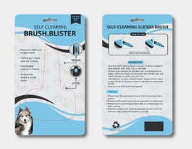 #15 for Need Blister Card Packaging Design for Our New Product by mransarahsan