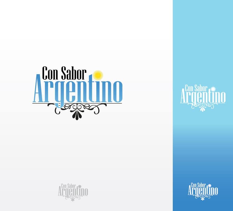 Konkurrenceindlæg #                                        20                                      for                                         Logo for angentinian portal