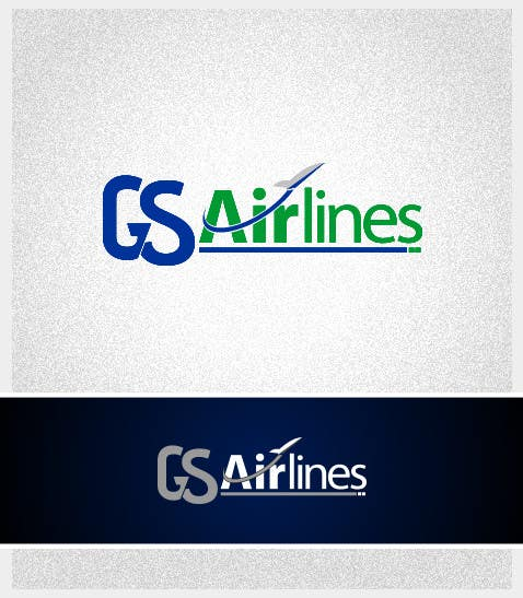 Konkurrenceindlæg #                                        31                                      for                                         Logo Design for a Fictitious Airline