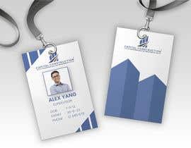 #46 for Design an Employee ID by ahsanaliawan456