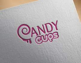 #206 para Design a brand for Candy Cups por abubakar550y