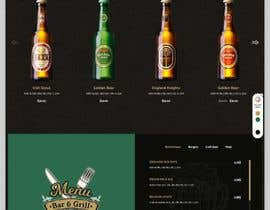 #34 for Website for a brewery by webdeveloperAlal