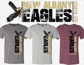 #346 para New Albany Spirit Wear Shirt Designs por shantaaktar971