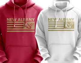 #411 para New Albany Spirit Wear Shirt Designs por sharifmozumder99