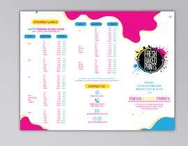 #55 for Custom Trifold Brochure 8.5x11 by MaheenBM