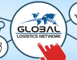 #41 for Design a Banner for 2015 Conference for Global Logistics Network af maximkotut