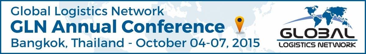 Konkurrenceindlæg #29 for Design a Banner for 2015 Conference for Global Logistics Network