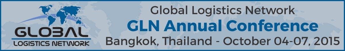 Konkurrenceindlæg #32 for Design a Banner for 2015 Conference for Global Logistics Network