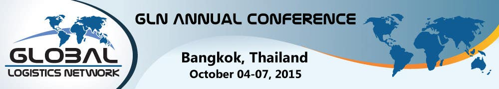 Bài tham dự cuộc thi #3 cho Design a Banner for 2015 Conference for Global Logistics Network