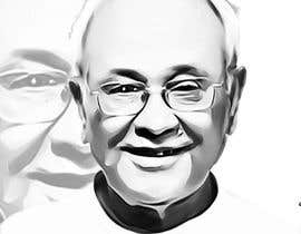 #13 untuk Need a caricature/sketch/artistic variation for a notable person who passed away recently. oleh SID25AHER