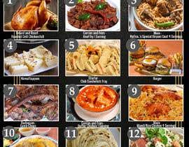 #14 untuk Restaurant - Food Pictures - Designer oleh eshubiswas098