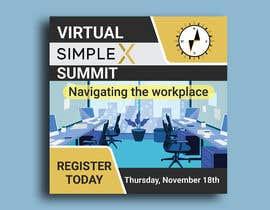 #54 untuk Flyer for a virtual summit oleh shohelhasan01