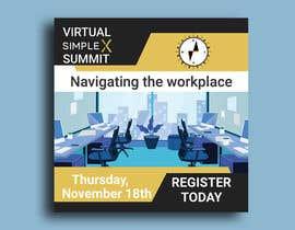 #55 untuk Flyer for a virtual summit oleh shohelhasan01