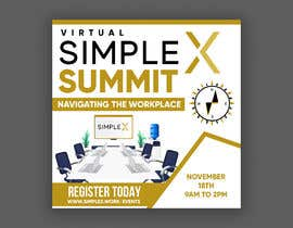 printexpertbd tarafından Make a flyer for a virtual summit için no 92