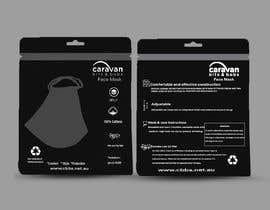 #19 for Covid mask packaging af vikram75jat