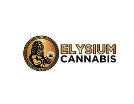 Nro 418 kilpailuun Elysium Cannabis Brand Logo käyttäjältä haqhimon009