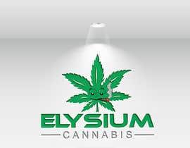 Nro 410 kilpailuun Elysium Cannabis Brand Logo käyttäjältä mdshmjan883