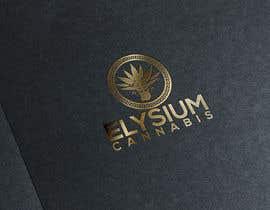 Nro 415 kilpailuun Elysium Cannabis Brand Logo käyttäjältä Nazrulstudio20