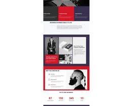 #39 untuk Web design for the startpage at fasticon.se oleh AbodySamy