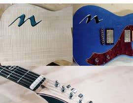 #436 para Logo for Custom Guitar Builder por nusrataranishe