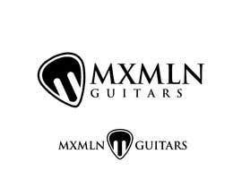 #319 para Logo for Custom Guitar Builder por CreativeShamim