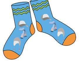Nro 17 kilpailuun Socks project. käyttäjältä Mesaadi