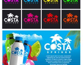 #18 untuk Name and Design for a Water Brand oleh Drizzygfx