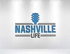 nº 345 pour Nashville Life Logo Redesign par imrananis316