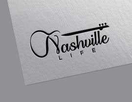 nº 243 pour Nashville Life Logo Redesign par asif6203