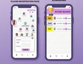 #3 untuk App design for a social game oleh legalpalava