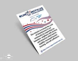 Nro 22 kilpailuun Back of Flyer käyttäjältä Burhan62