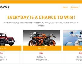 Nro 24 kilpailuun Redesign website html css mysql käyttäjältä axharroy