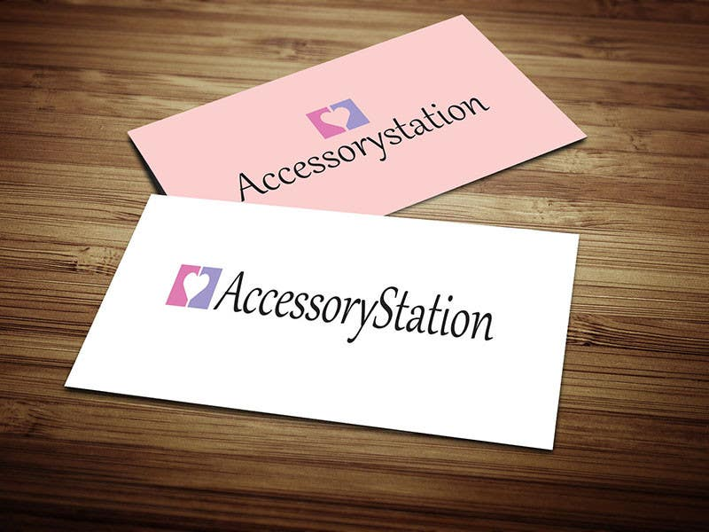 Contest Entry #                                        9                                      for                                         Design a Logo for ACCESSORYSTATION