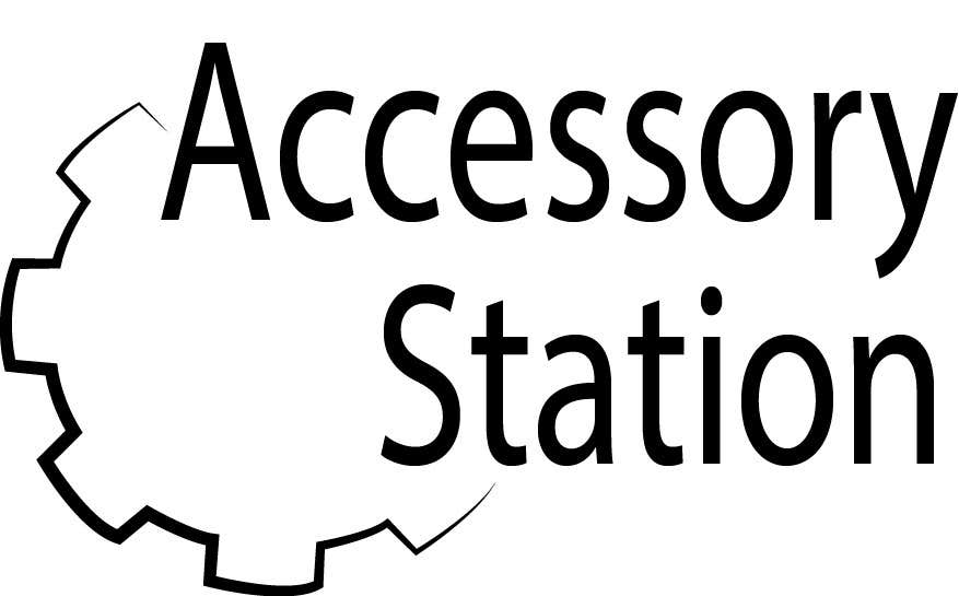 Contest Entry #                                        4                                      for                                         Design a Logo for ACCESSORYSTATION