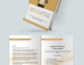Nro 23 kilpailuun Design a Digital E-Book käyttäjältä aishaazzahra0101