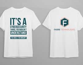 Nro 21 kilpailuun Tech company Tee-shirt design käyttäjältä manofnegotiation