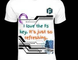 Nro 23 kilpailuun Tech company Tee-shirt design käyttäjältä Creatixia