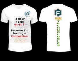 Nro 31 kilpailuun Tech company Tee-shirt design käyttäjältä Creatixia