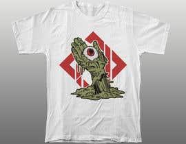 #160 for Halloween shirt design af sifatara5558
