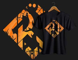 #150 for Halloween shirt design af kamrangd19
