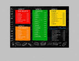 #147 for Flyer - Fresh Meat Delivery at Home by svetapro