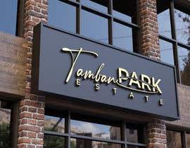 #360 cho Tamban Park Estate - Housing Subdivision - Logo Design bởi abdurrahmaniu200